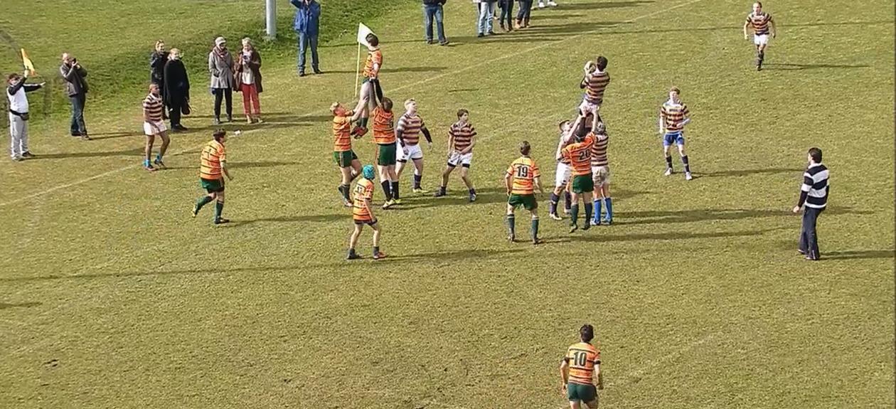 Sportfieldcam nu ook voor rugby